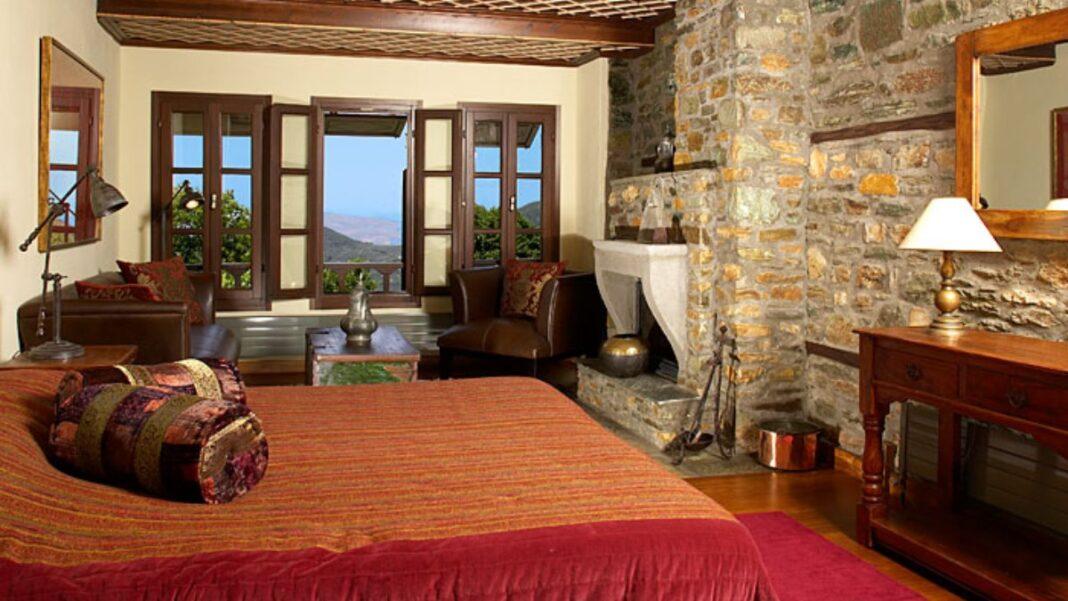 Παραδοσιακοί ξενώνες Πήλιο