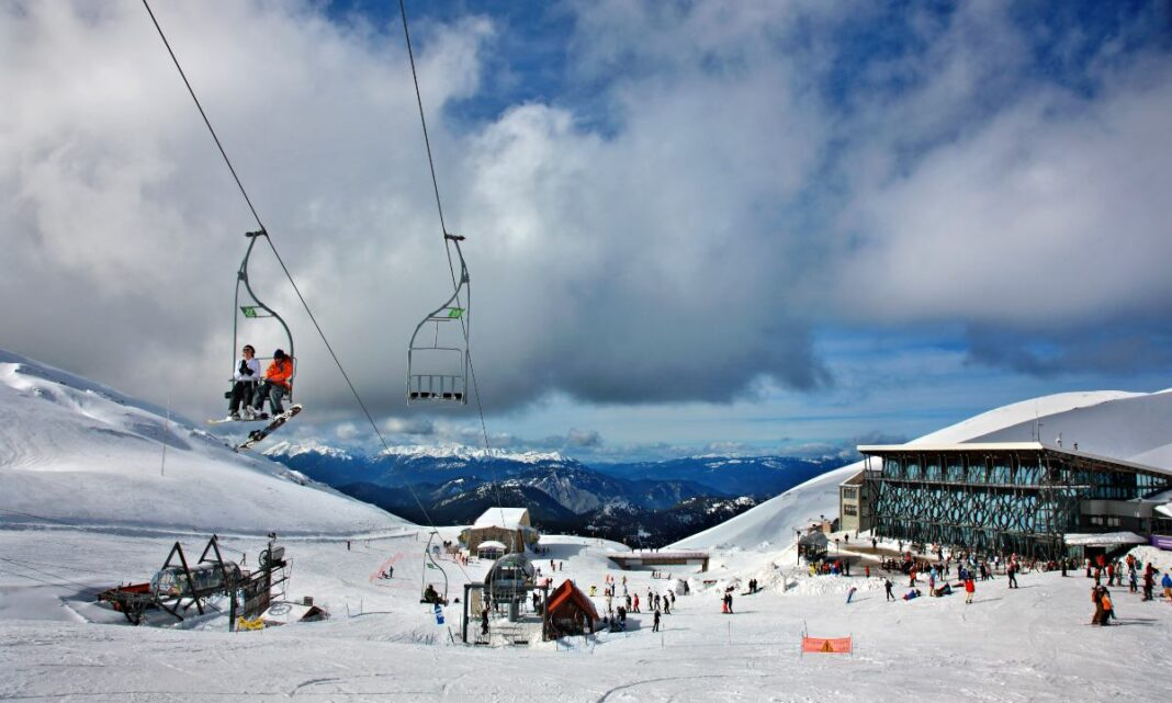 Άνοιγμα χιονοδρομικών κέντρων
