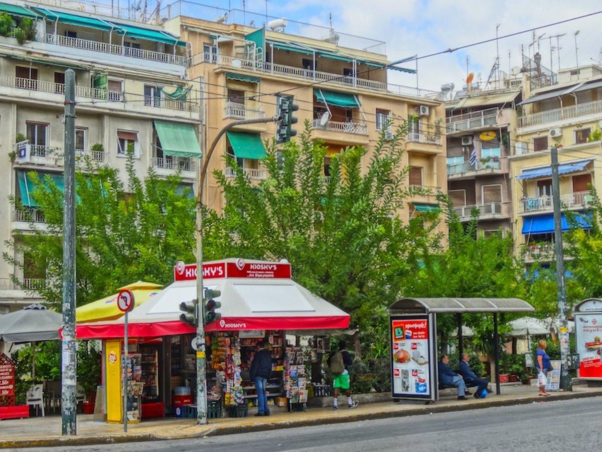 Πλατεία Κολιάτσου Αθήνα