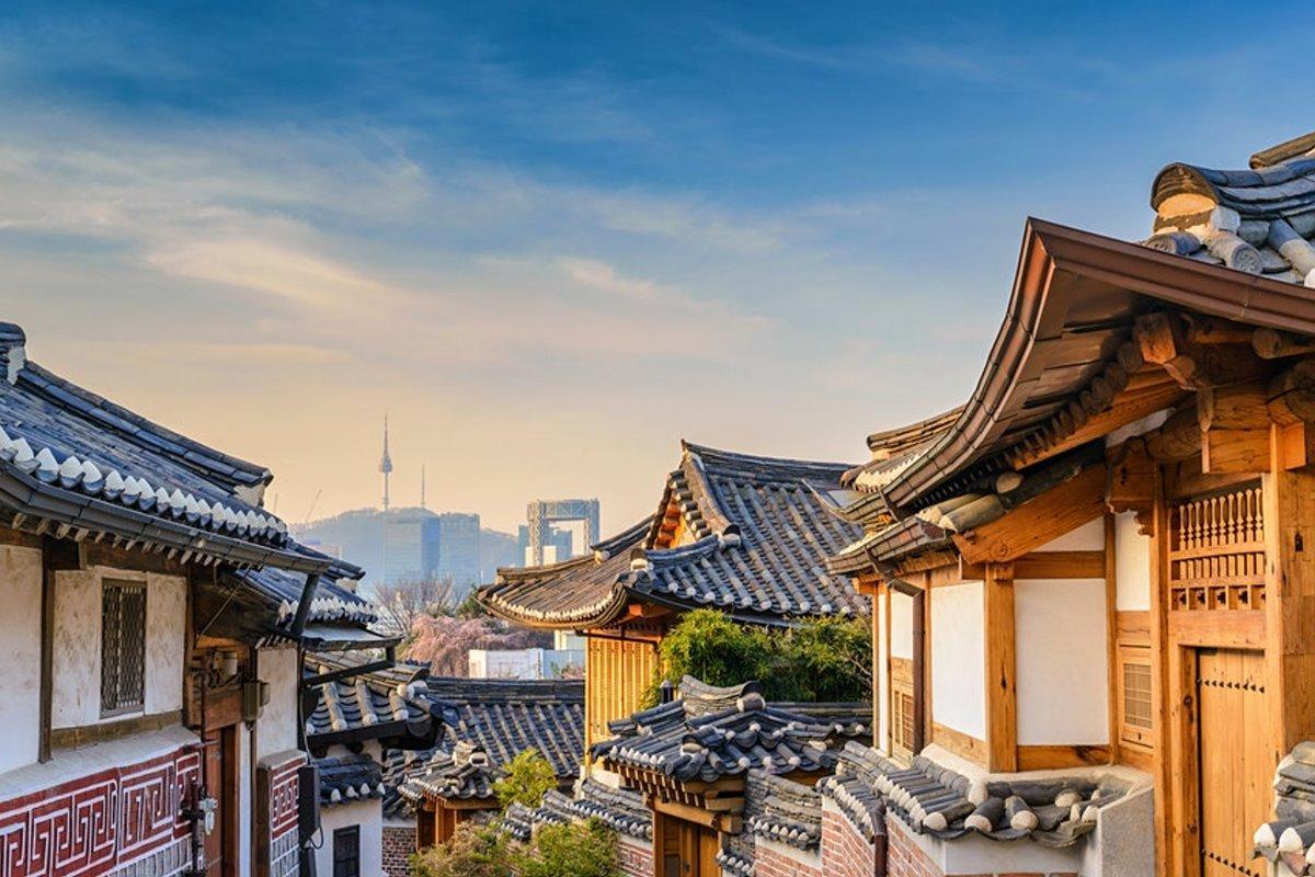 Σεούλ Νότια Κορέα χωριό