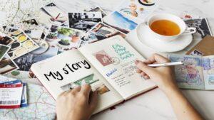 10 τρόποι να κρατήσετε ζωντανές τις αναμνήσεις από τα ταξίδια σας!