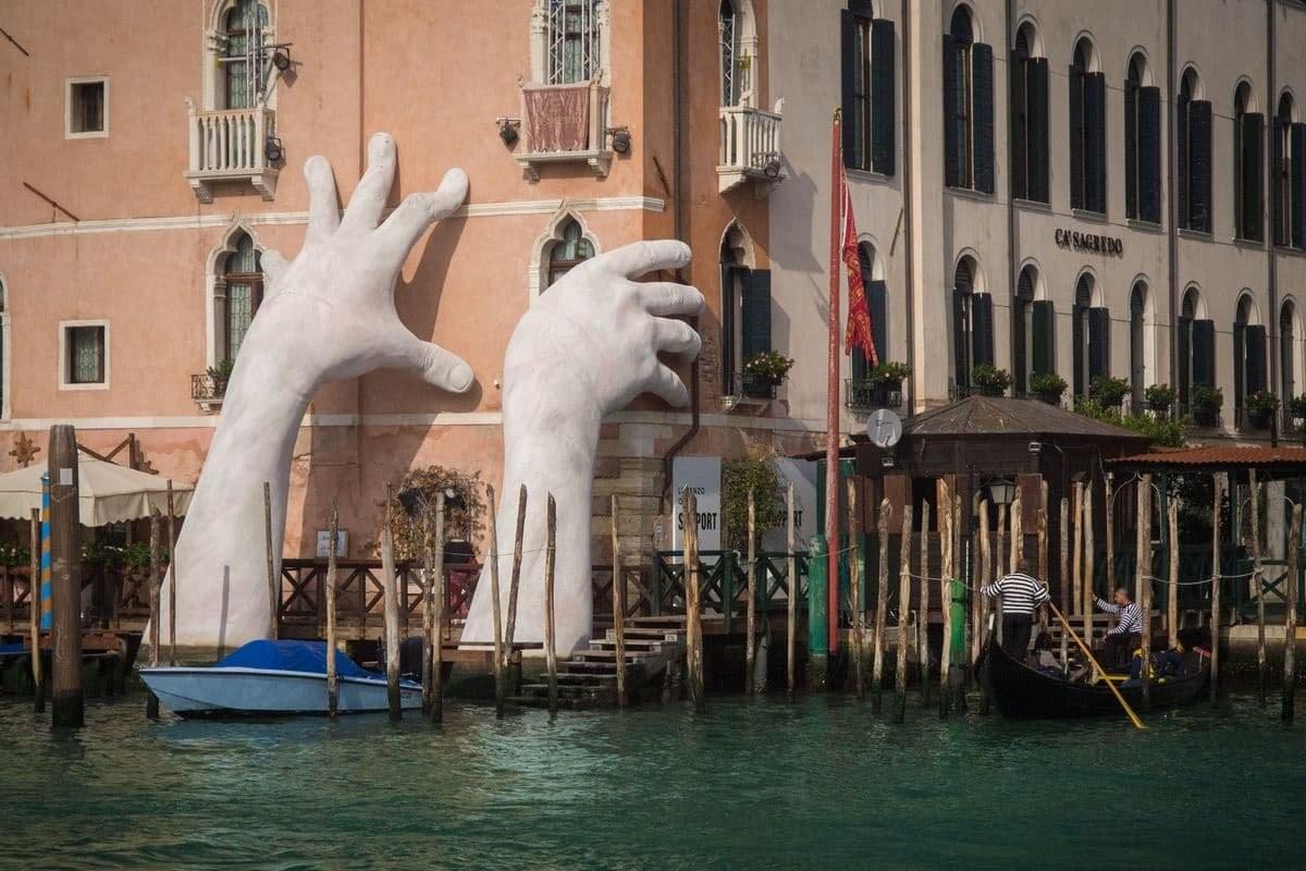 Βενετία τέχνη του δρόμου