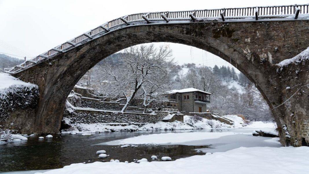 κορυφαίοι χειμερινοί προορισμοί στην Ελλάδα