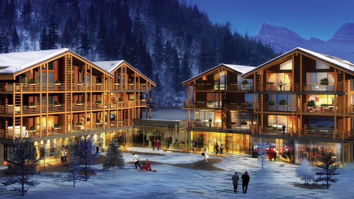 Werbier καλύτερο ski hotel Ελβετία