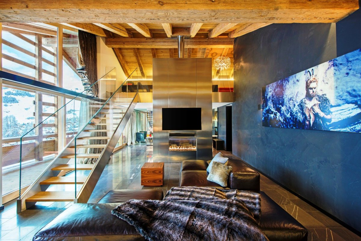 Δωμάτιο στο Werbier καλύτερο ski hotel Ελβετία