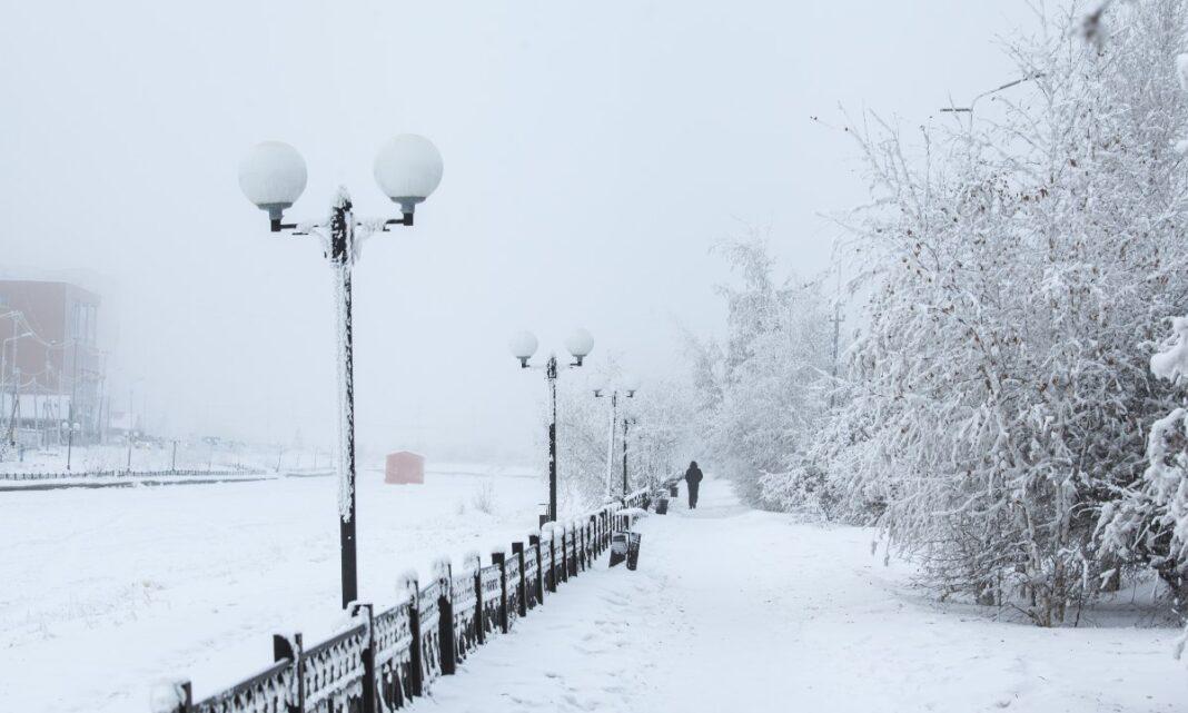Yakutsk, η πιο κρύα πόλη του κόσμου