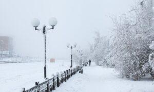 Παγωμένα…ταξίδια στην πιο κρύα πόλη του κόσμου με -41 βαθμούς Κελσίου αλλά και στην πιο κρύα της Ελλάδας με -30!