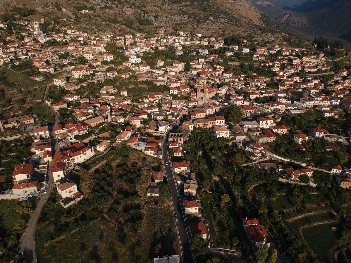 χωριά Παρνασσού Χρισσό