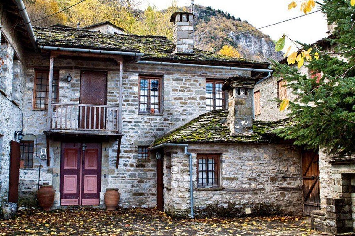 Δίκορφο Ζαγόρι ωραιότερα χωριά Ελλάδας