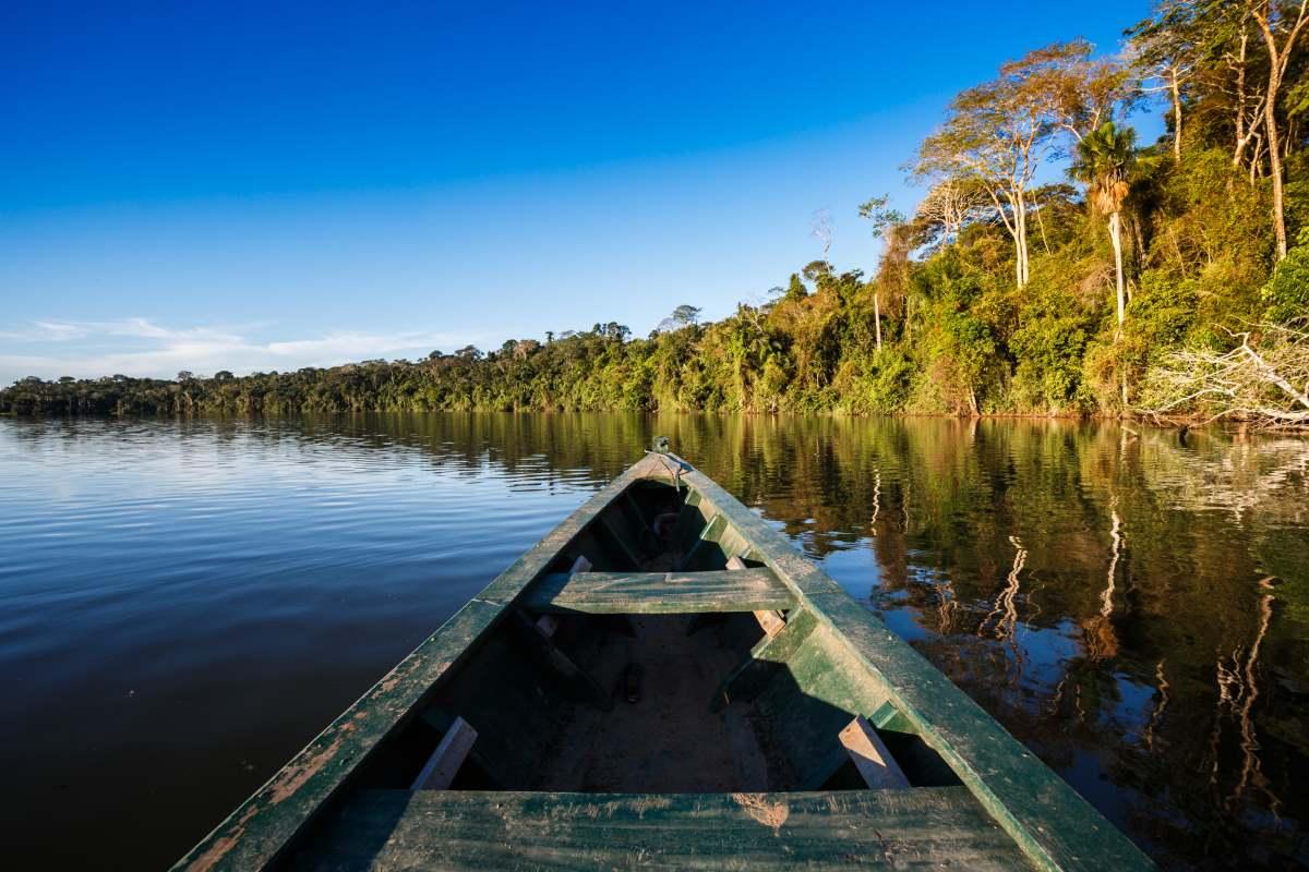 Αμαζόνιος, Βραζιλία