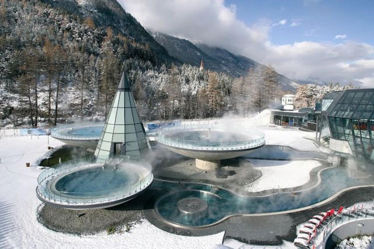 Aqua Dome, Otztal, Αυστρία