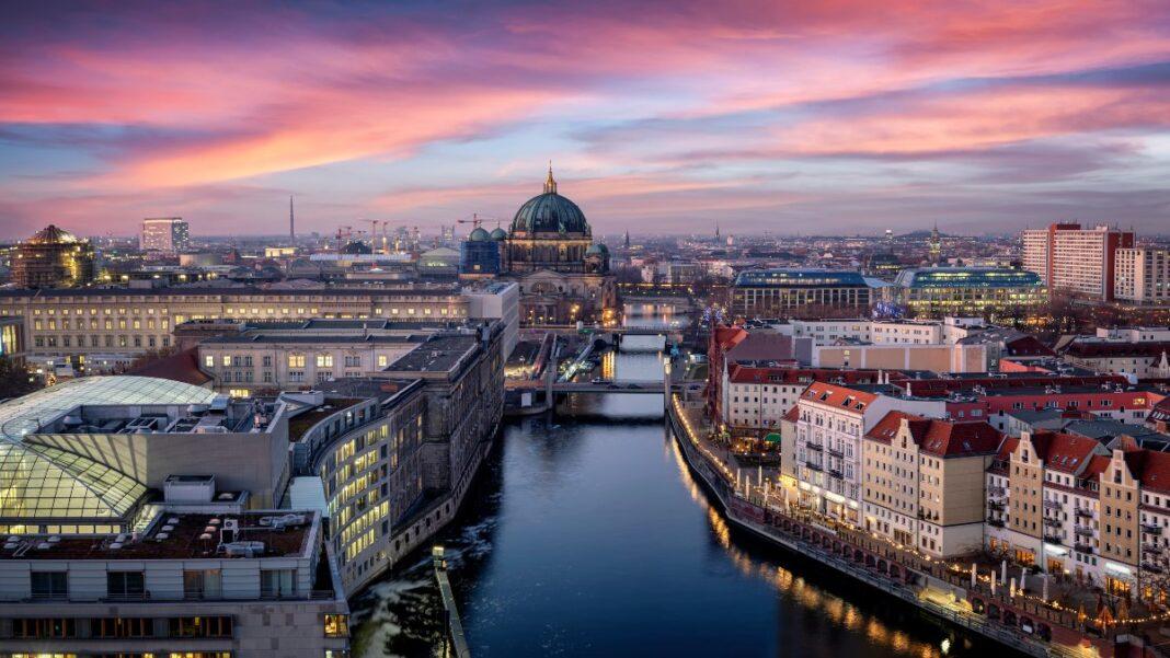 Βερολίνο, μια από τις πιο cool πόλεις της Ευρώπης