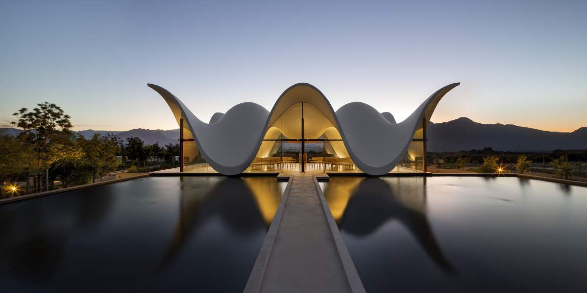 Bosjes Chapel, Νότια Αφρική