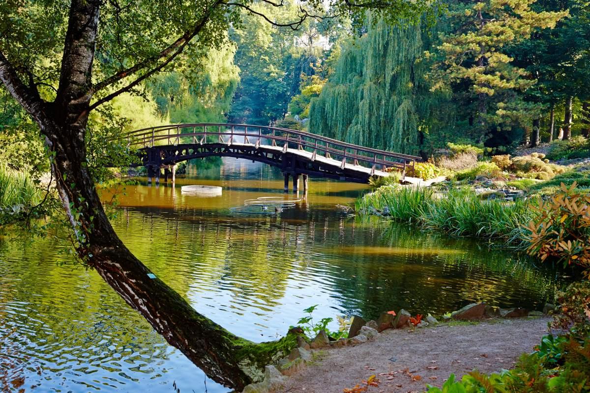 Βρότσλαβ Πολωνία, βοτανικό πάρκο