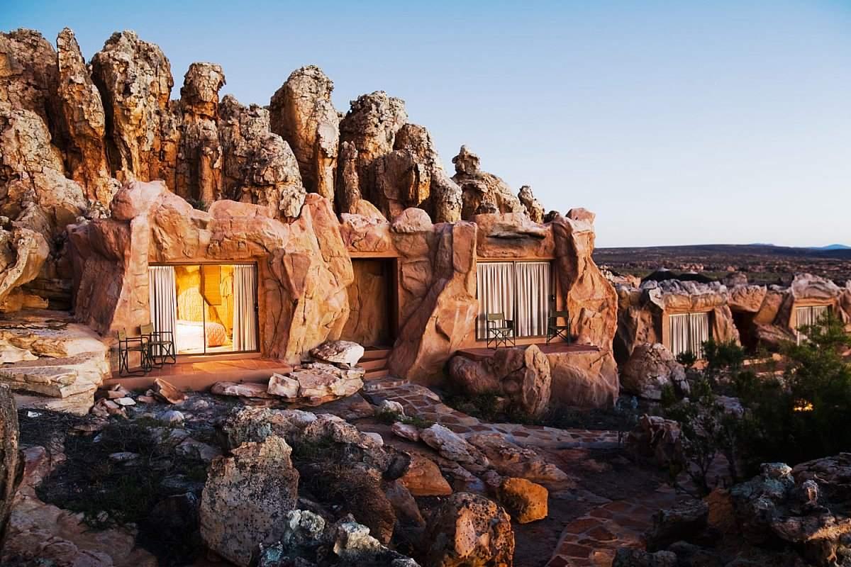 Cave Hotel, Νότια Αφρική