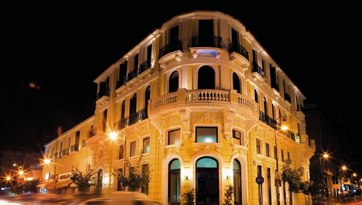 Domotel Arni, Καρδίτσα ιστορικό ξενοδοχείο