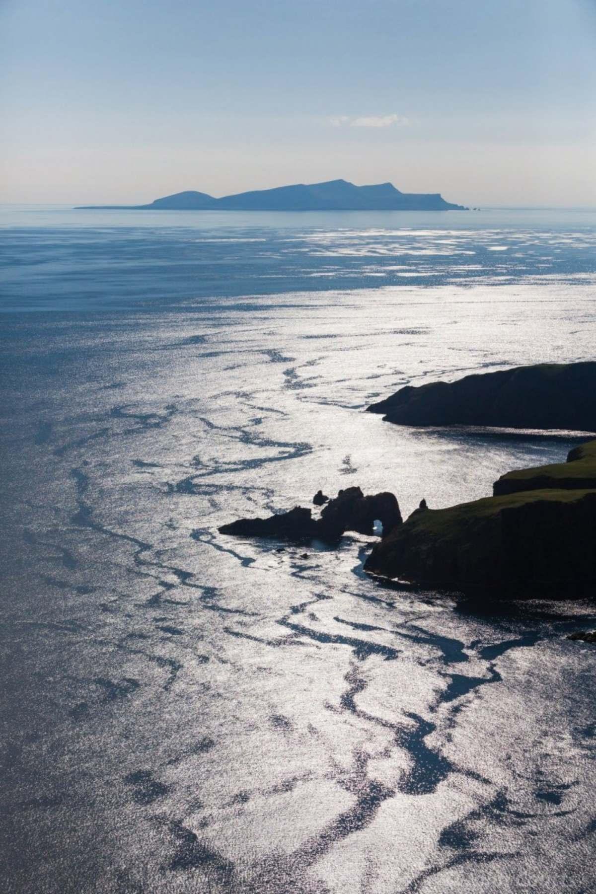 Νησί Φούλα, Σκωτία