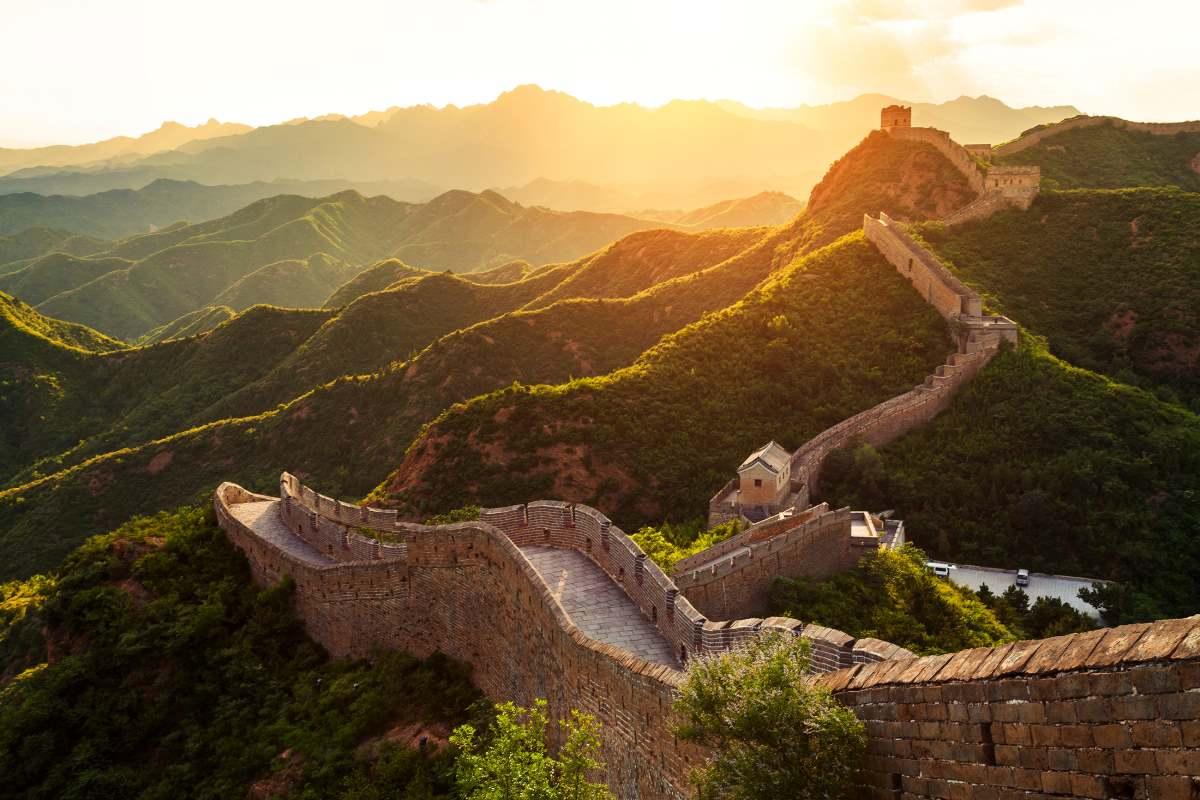 Σινικό Τείχος, Κίνα