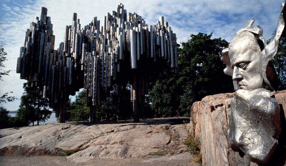 Μνημείο Σιμπέλιους