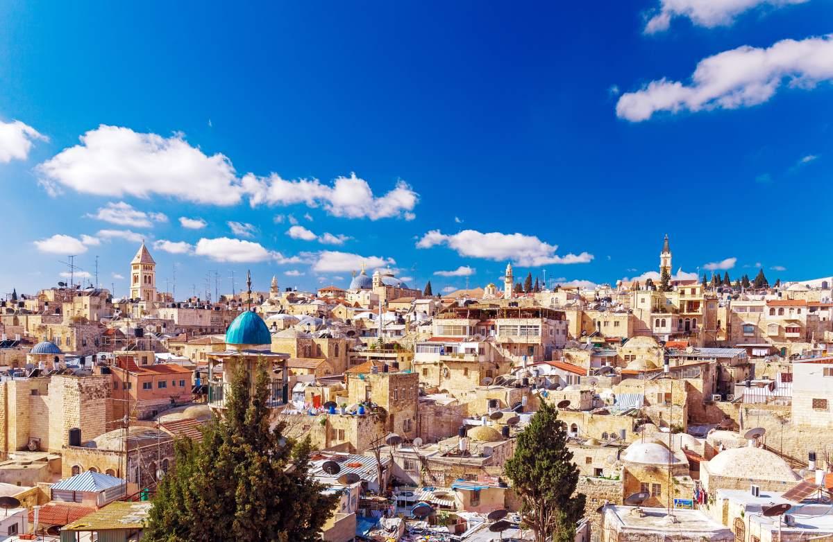 Ιερουσαλήμ, Ισραήλ