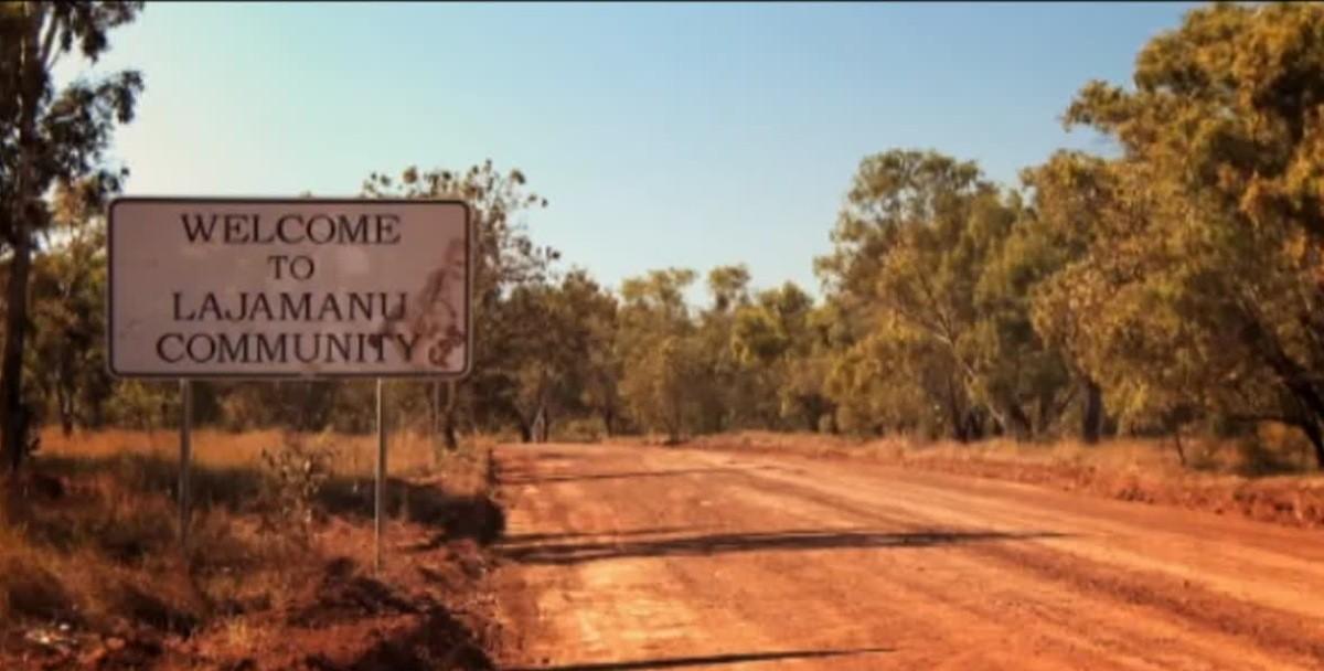 Lajamanu, Αυστραλία