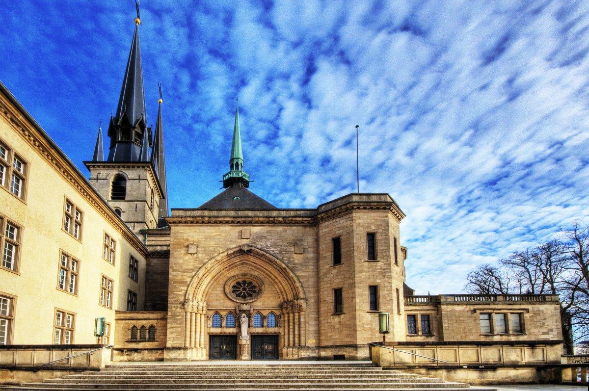 Καθεδρικός του Λουξεμβούργου (Cathédrale Notre-Dame)
