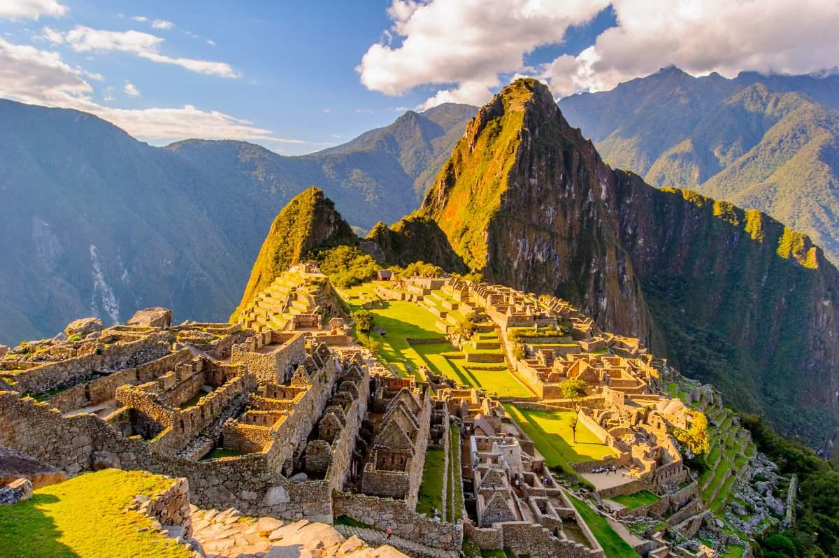 Μάτσου Πίτσου, Περού