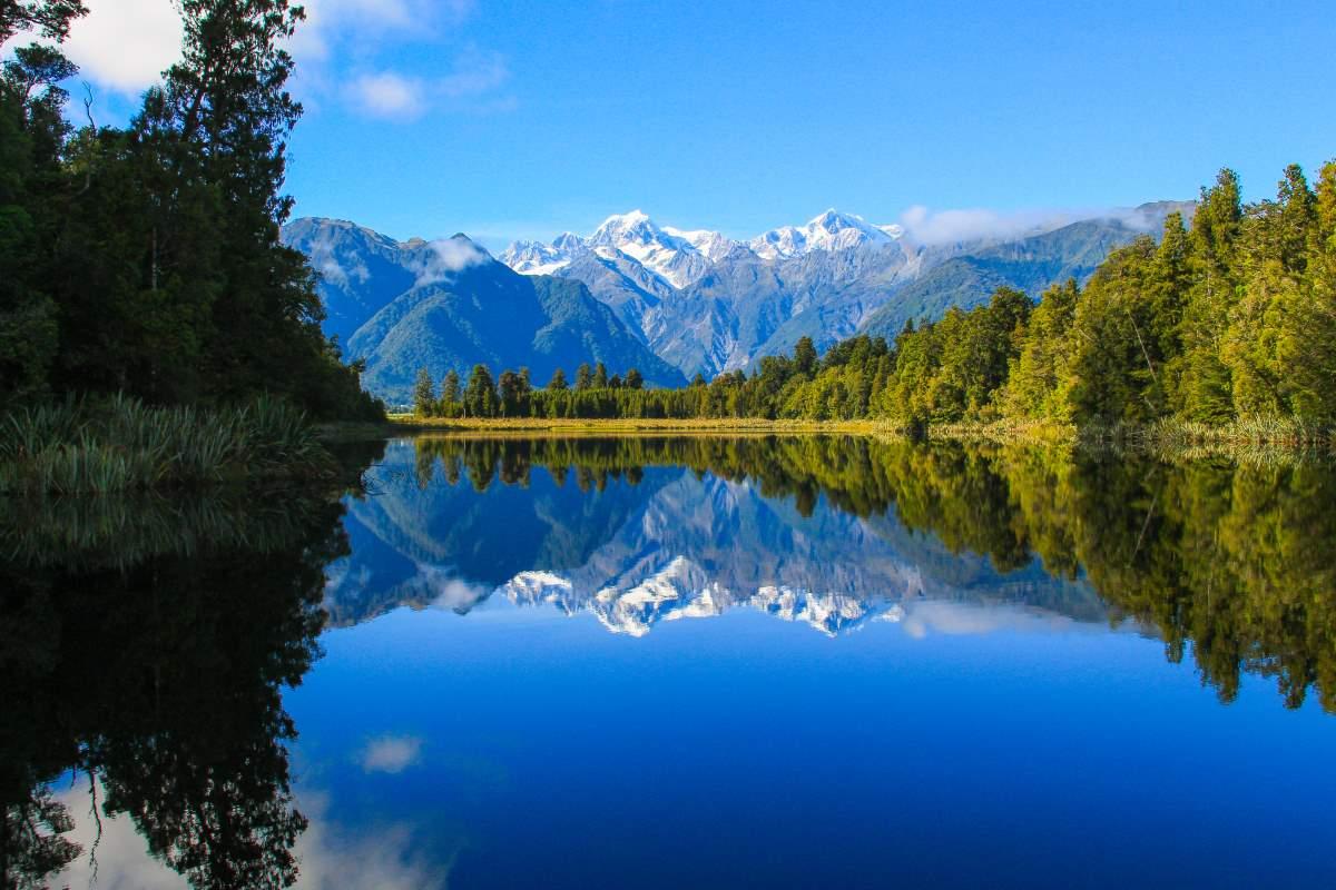 Matheson, Νέα Ζηλανδία