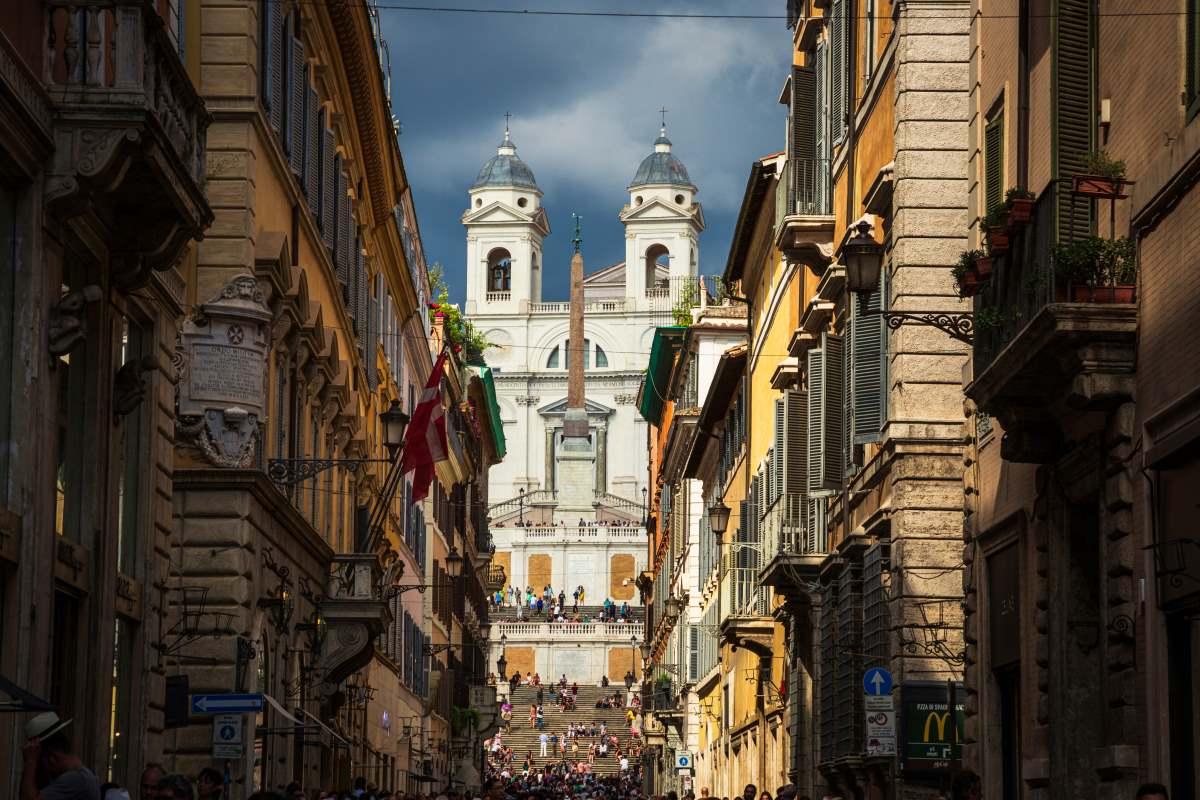 Συνοικία Monti Ρώμη