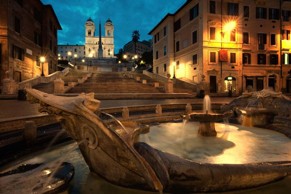 γειτονιά Ρώμη- Monti