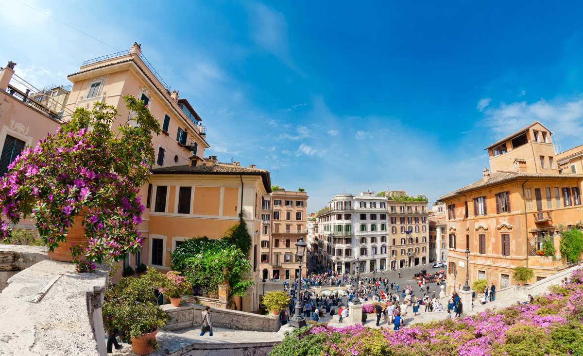 γειτονιά  Monti Ρώμη