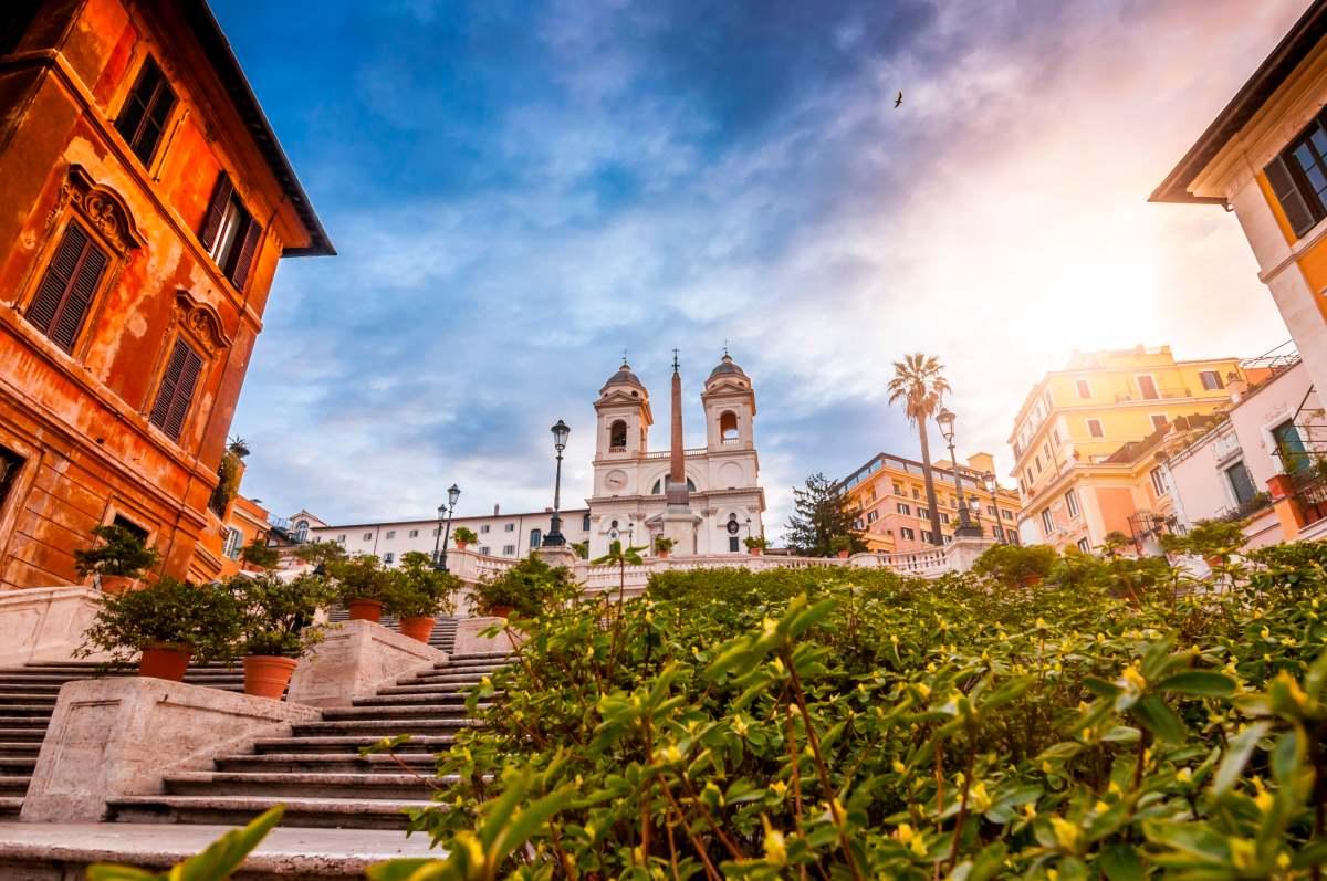 Monti γειτονιά Ρώμη