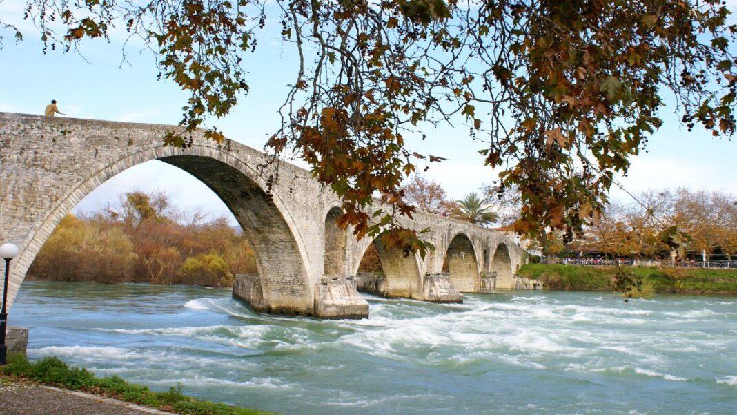 15 παλια γεφυρια της Ελλάδας