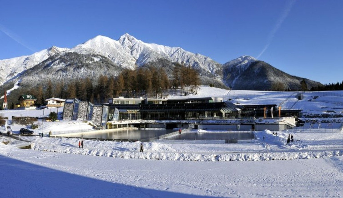 Olympia Sport and Congress Centre, Seefeld, Αυστρία