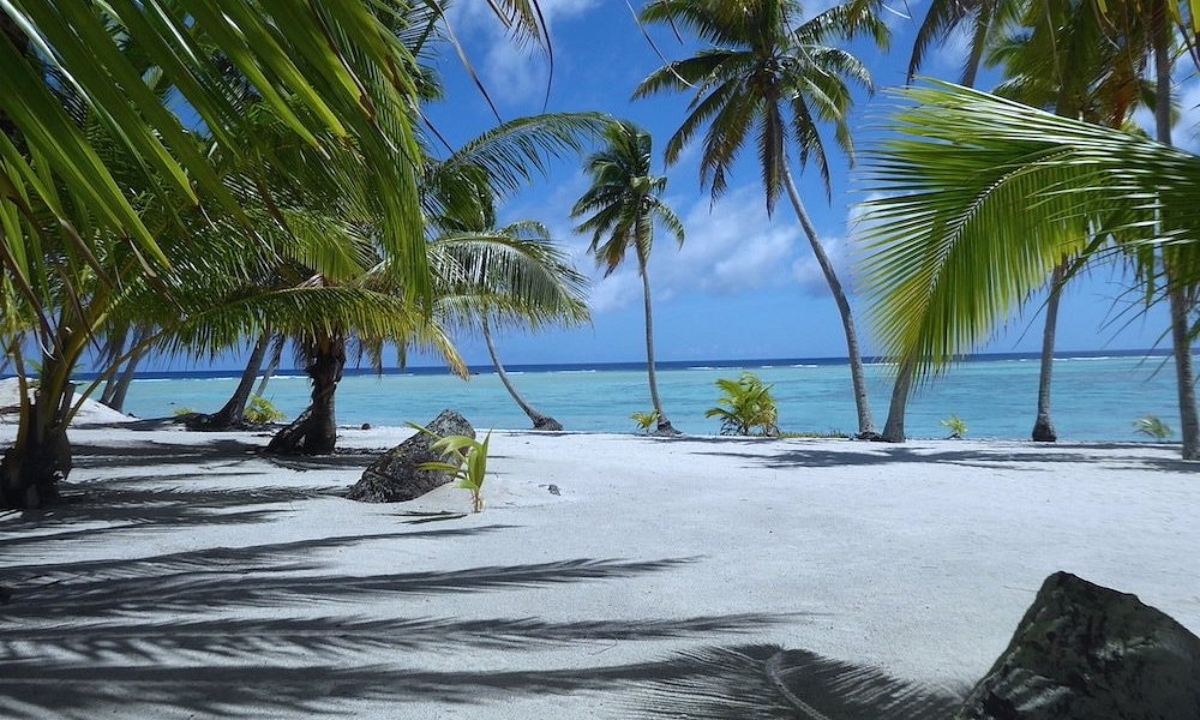 Palmerston, Νήσοι Κουκ