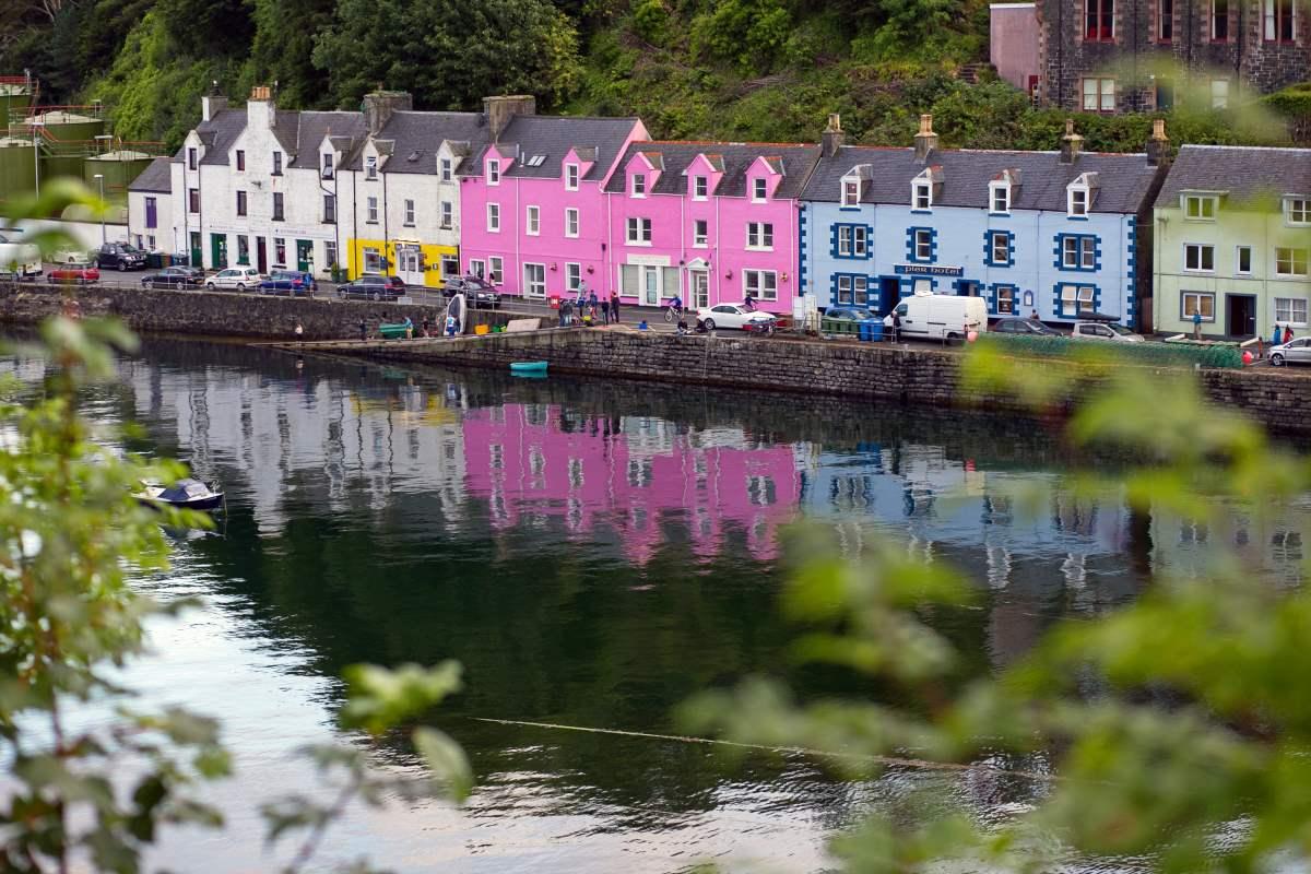 Portree, Σκωτία