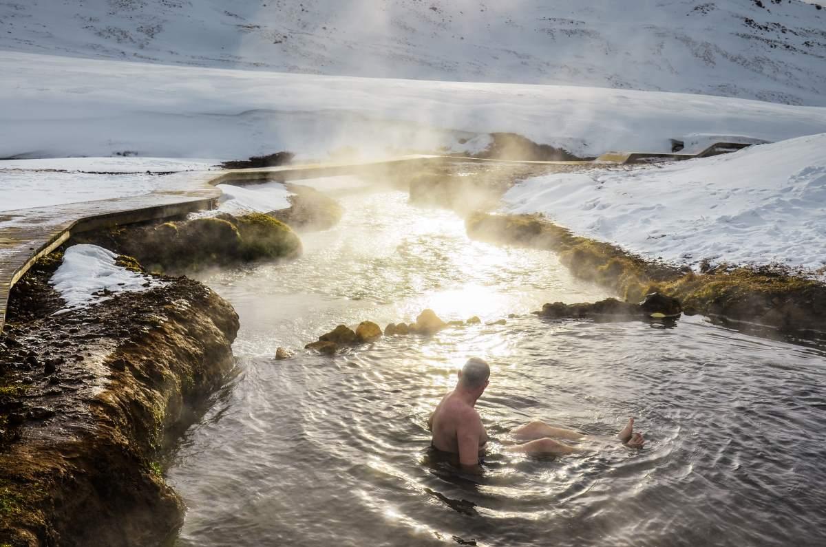 Reykjadalur, Ισλανδία