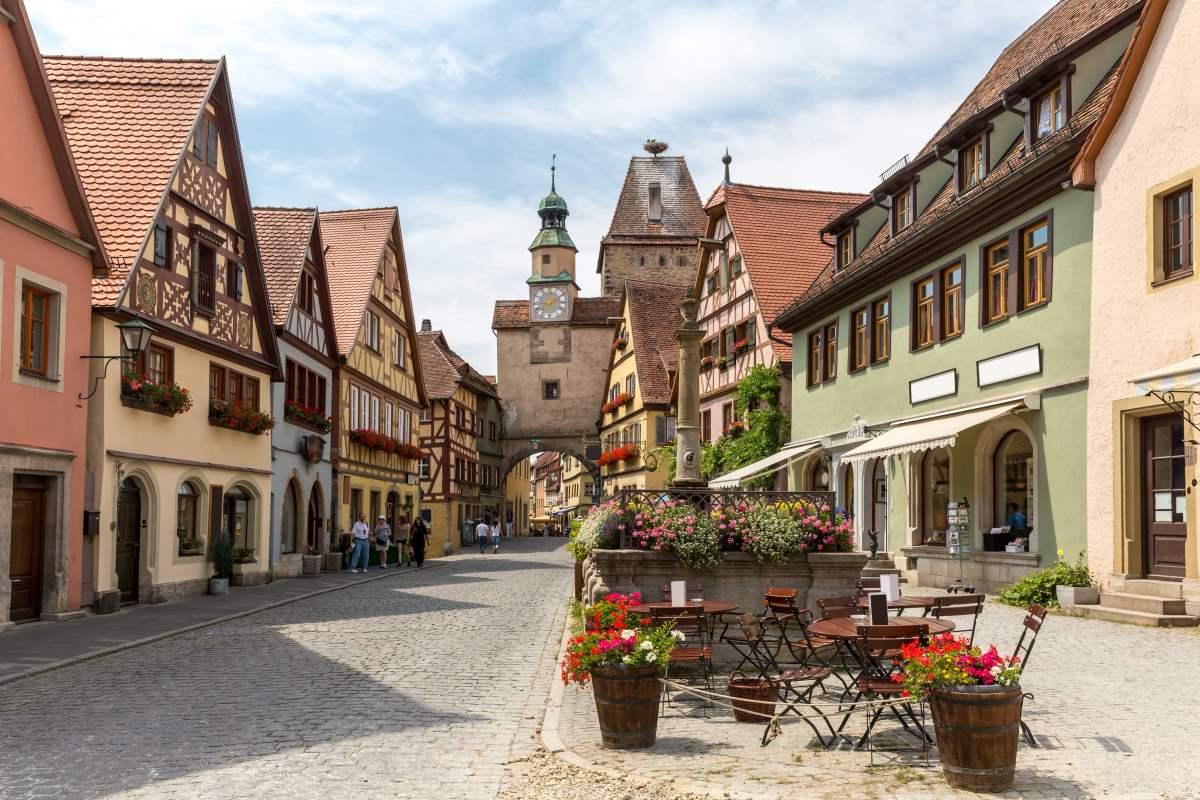 Ρότενμπουργκ, Βαυαρία