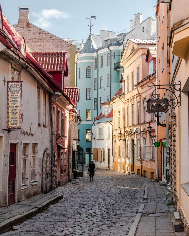 Το γοητευτικό Tallinn της Εσθονίας