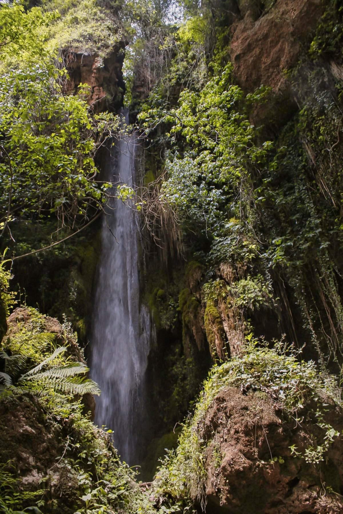 Καταρράκτες Νεμούτας, ένα απίστευτο φυσικό τοπίο