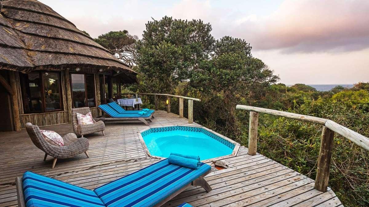 Thonga Beach Lodge, resort Νότια Αφρική
