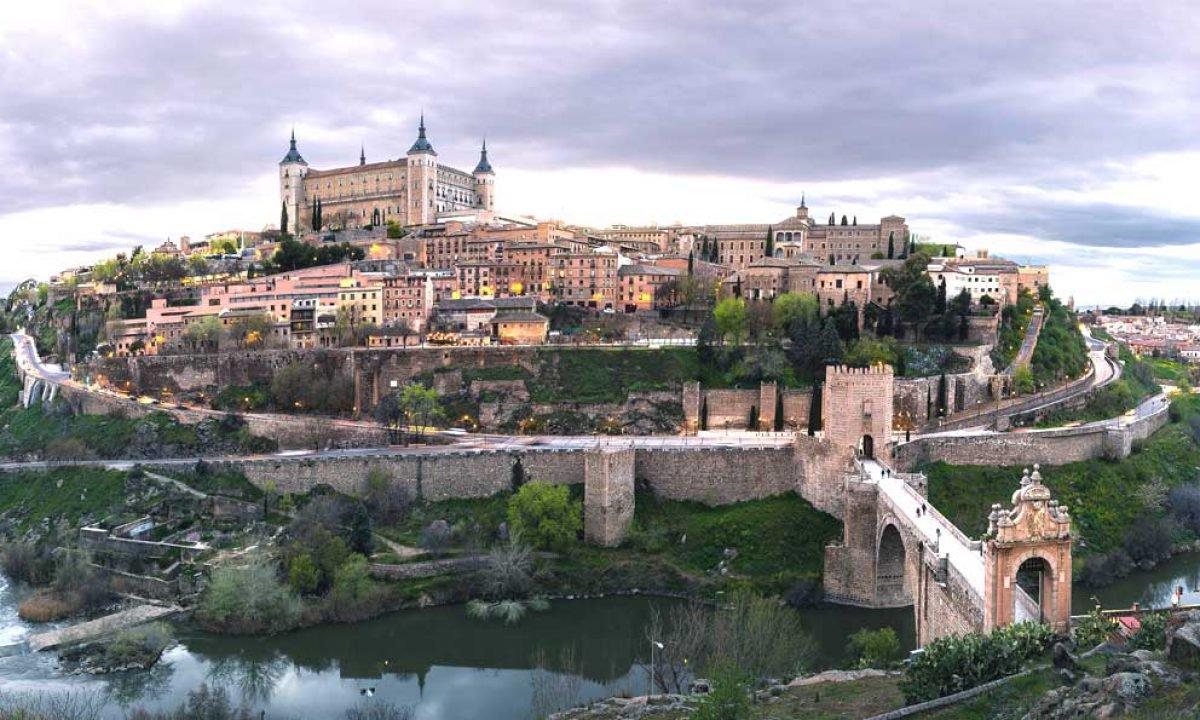 Το φωτεινό Toledo της Ισπανίας