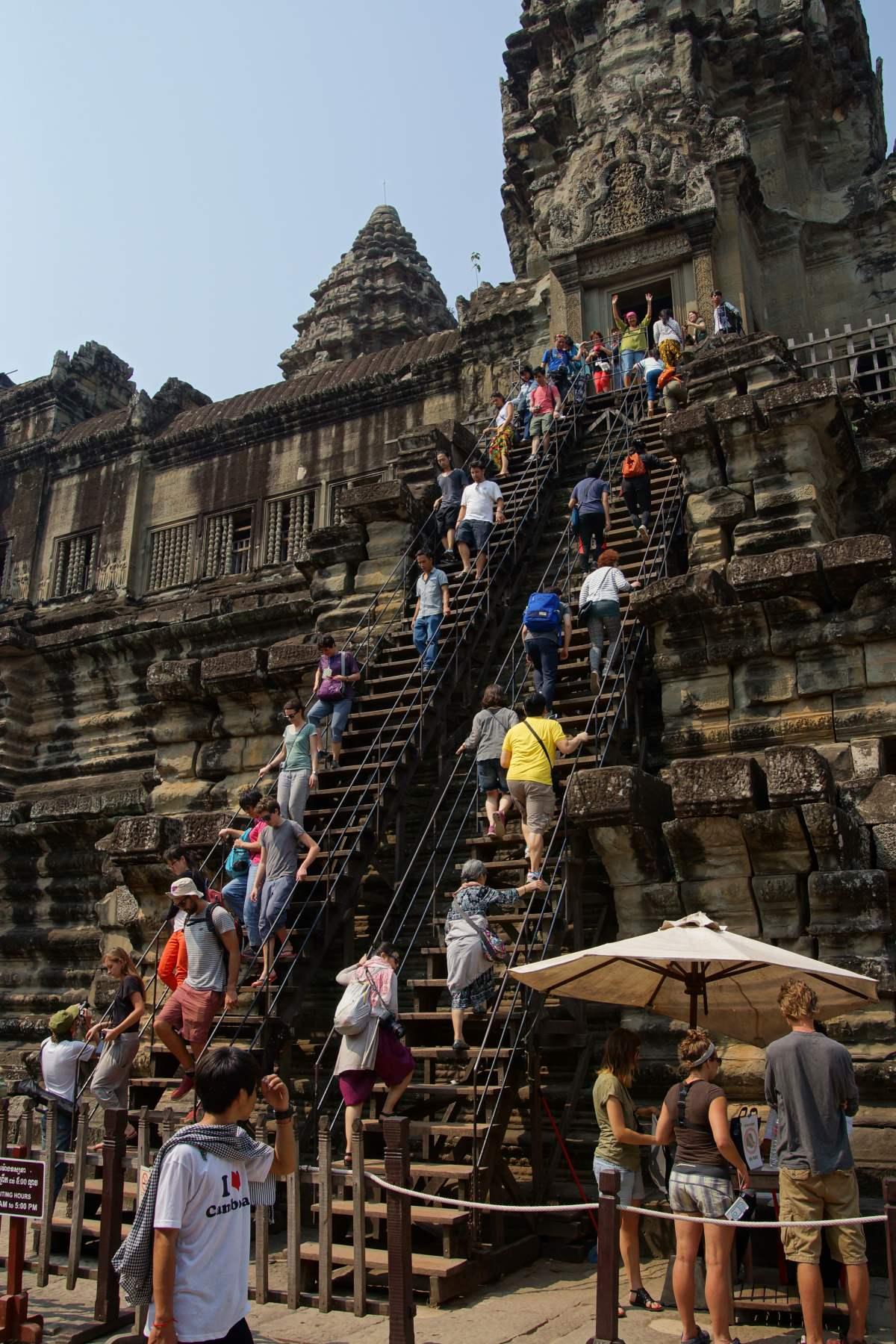 Καμπότζη ναός