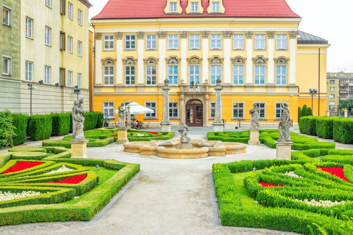Βρότσλαβ Πολωνία δημαρχείο