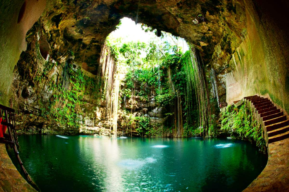 Yucatan Cave, Μεξικό