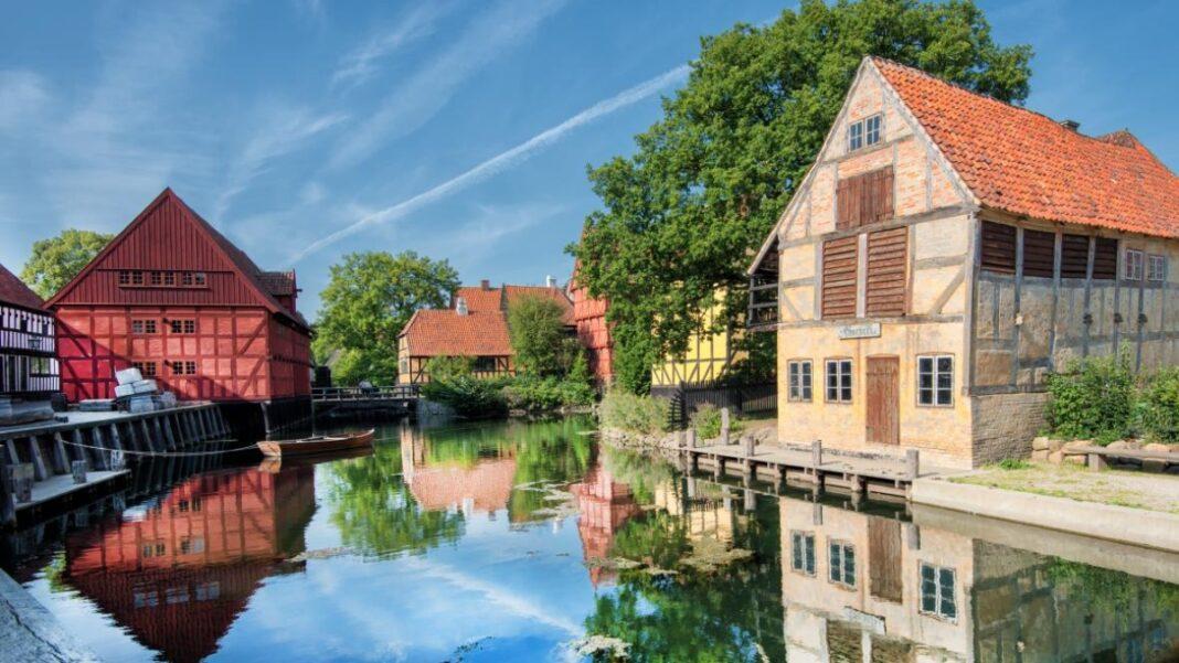 Aarhus πόλη Δανίας