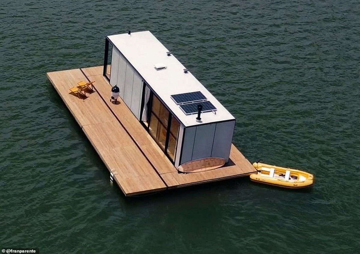 Airbnb Floating House, Joanopolis, Βραζιλία