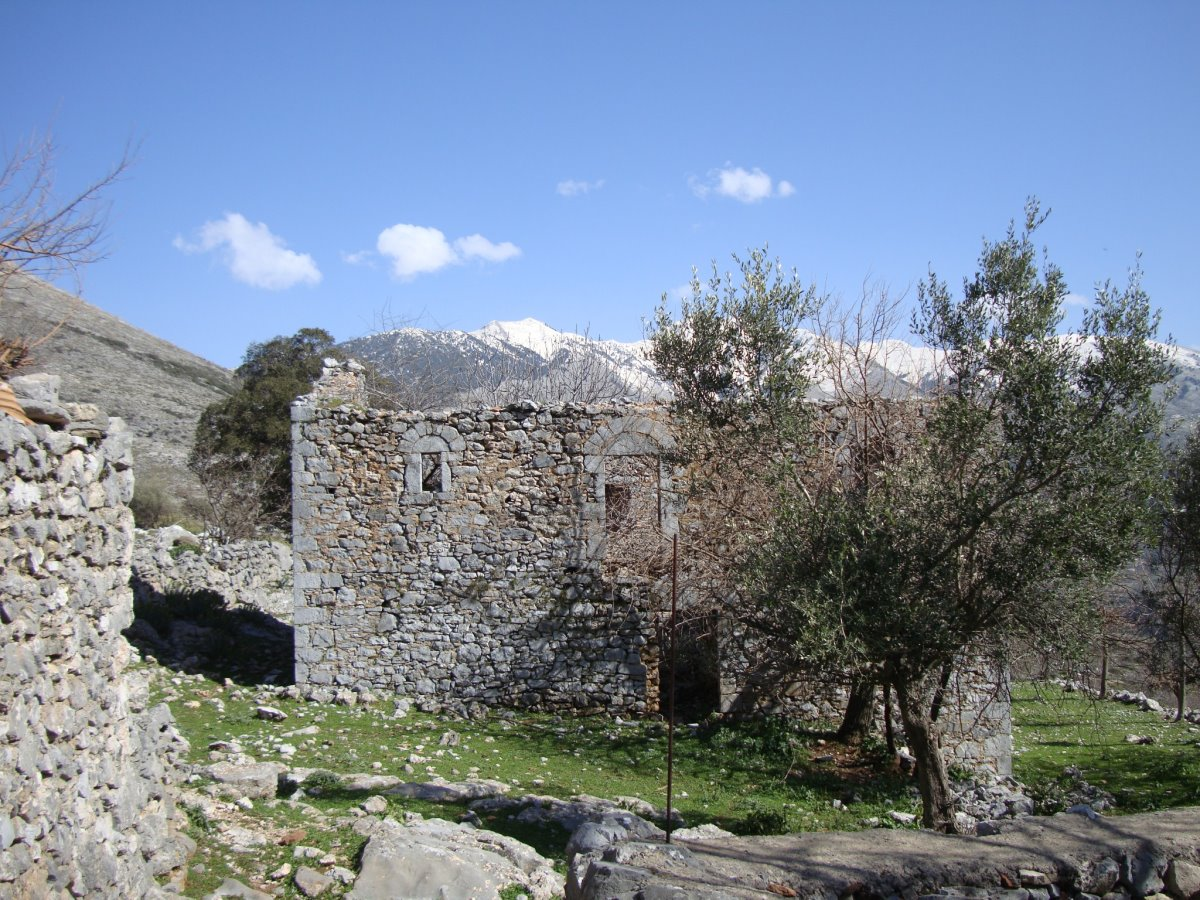 Πέτρινος οικισμός Αλτομιρά