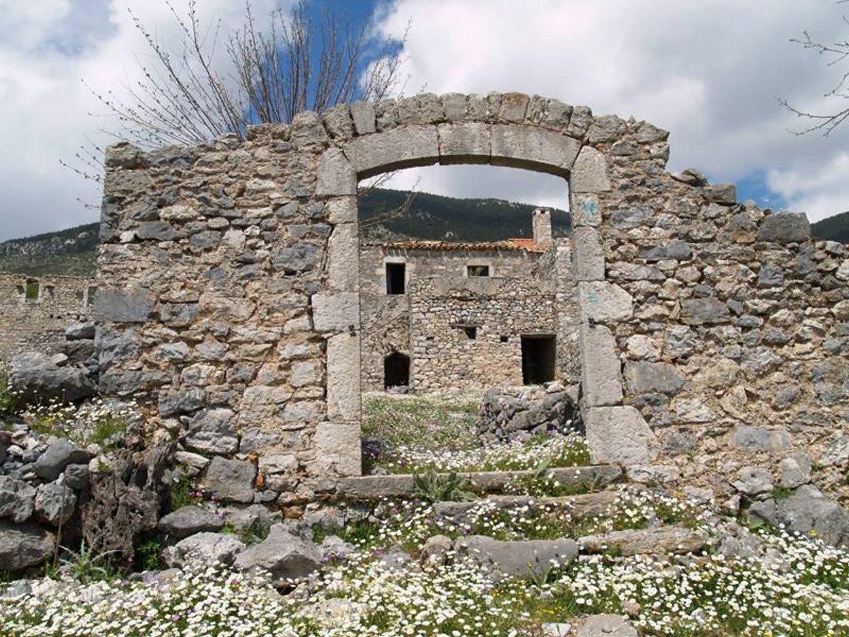 Αλτομιρά διατηρητέος οικισμός