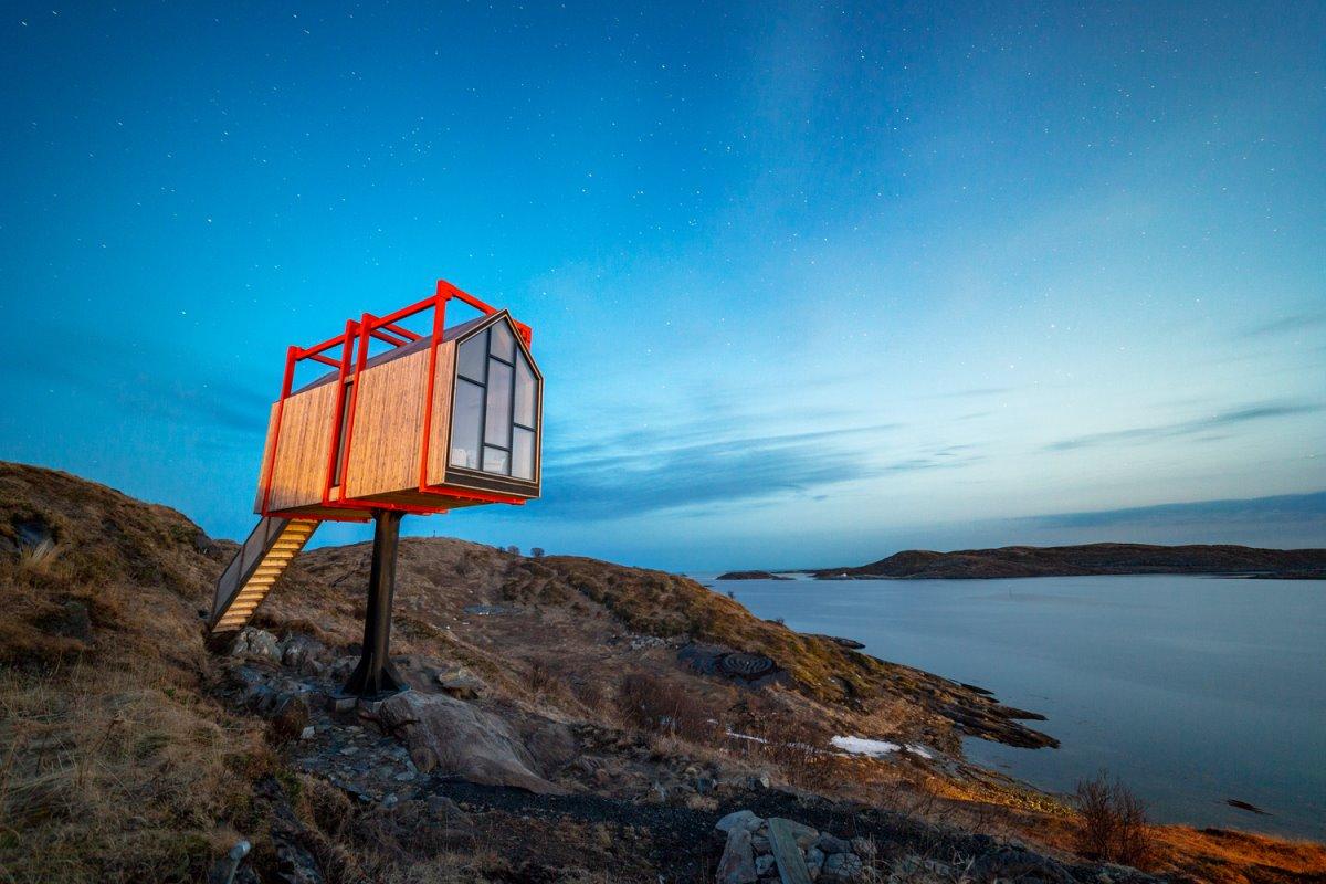 ξενοδοχείο The Arctic Hideaway , Νορβηγία